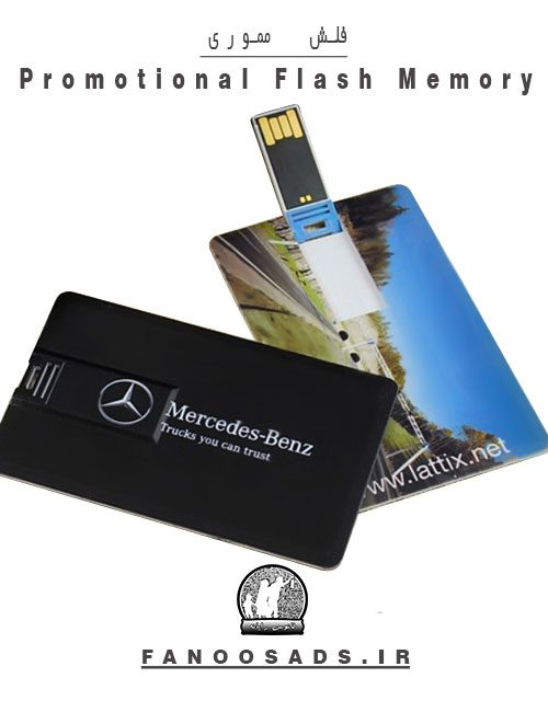Promotional Flash Memory